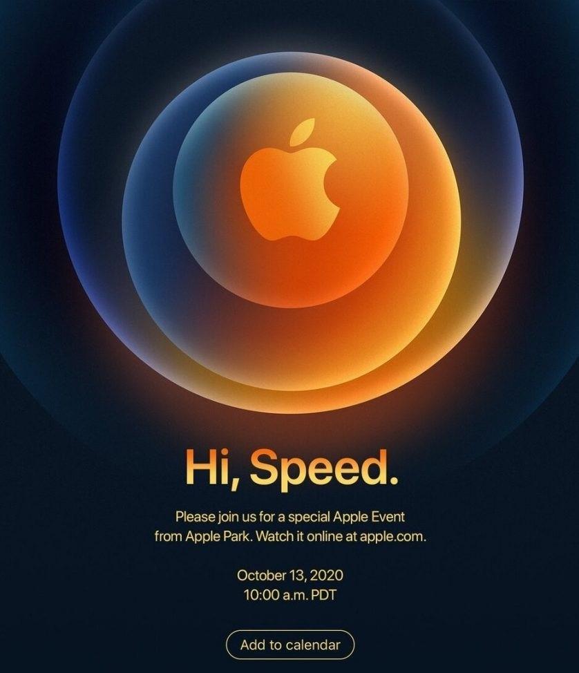 Evento Apple il prossimo 13 ottobre