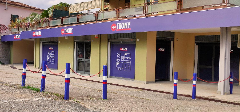 Nuovo MiniTrony a Fabrica di Roma (VT)