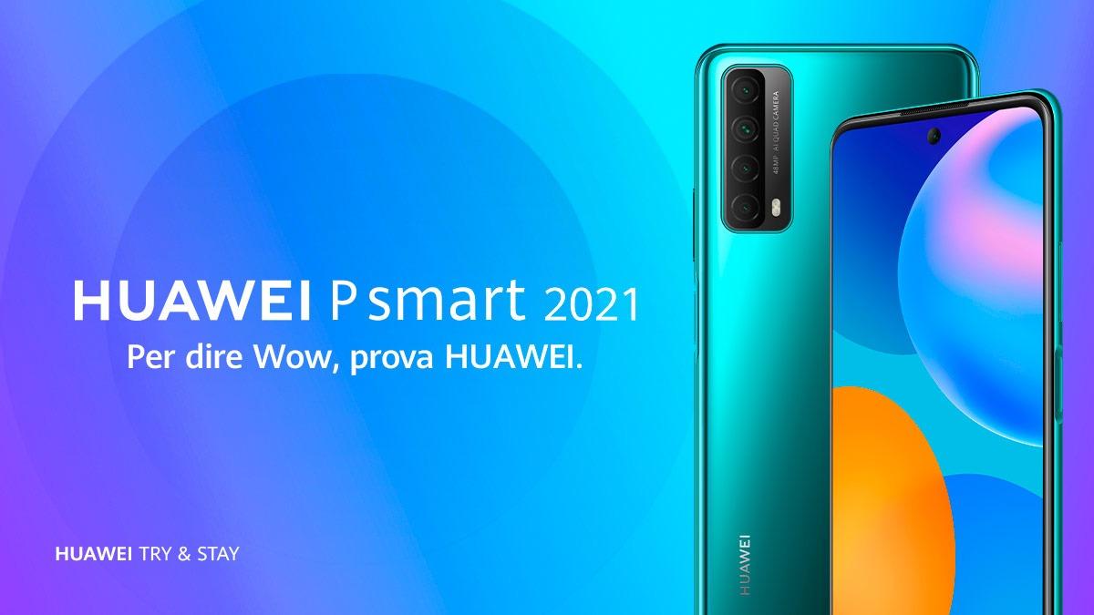 """Huawei presenta il nuovo programma """"Try & Stay"""""""
